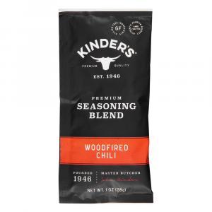 Kinder's Premium Seasoning Blend Woodfired Chili