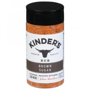 Kinder's Rub Brown Sugar