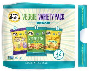 Good Health Gluten Free Veggie Variety