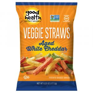 Good Health Aged White Cheddar Veggie Straws