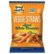Good Health Aged White Cheddar Veggie Straws