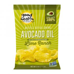 Good Health Chilean Lime Chips