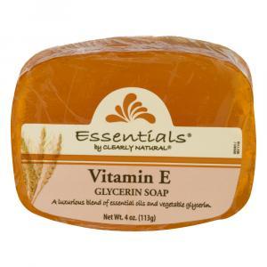 Clearly Natural Vitamin E Bar Soap
