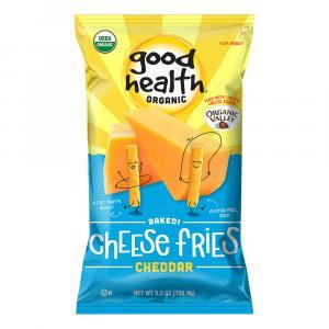 Good Health Organic Cheddar Cheese Fries