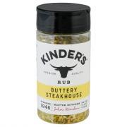 Kinder's Rub Buttery Steak