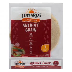 Tumaro's Ancient Grain Wraps