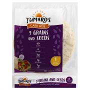 Tumaro's 9 Grain with Chia Wraps