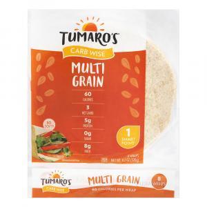 Tumaro's Multi-Grain Wraps