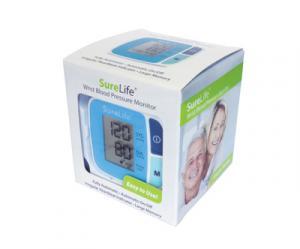 SureLife Wrist Blood Pressure Monitor