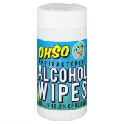 Oh So Clean Alcohol Based Wipes