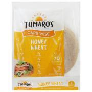 Tumaro's Honey Wheat Wraps