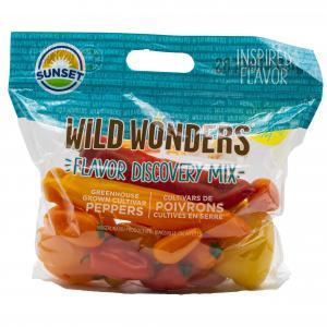 Wild Wonders Pepper Pack