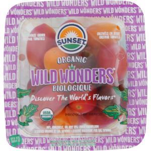 Organic Sunset Wild Wonder Tomatoes