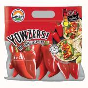 Sunset Yowzers Red Chili Peppers