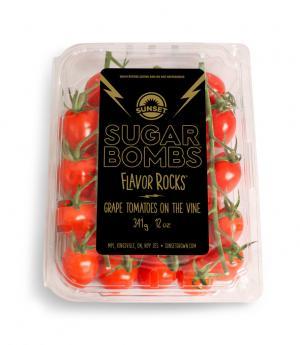 Sunset Sugar Bombs Tomatoes
