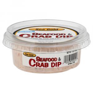 Sea Gold Crab Dip
