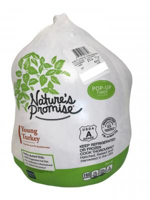 Nature's Place Alison's All Natural Fresh Tom Turkeys
