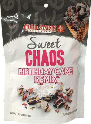 Cold Stone Sweet Chaos Birthday Cake Remix