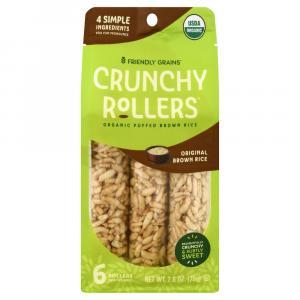 Crunchy Rice Rollers Original
