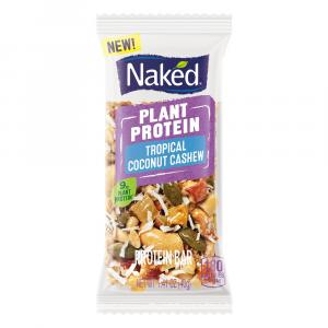 Naked Tropical Coconut Protein Bar