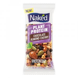 Naked Chocolate Almond Cherry Protein Bar