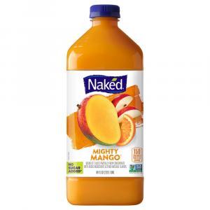 Naked Juice 100% Mighty Mango Smoothie