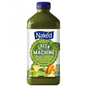 Naked Juice Green Machine No Sugar Added