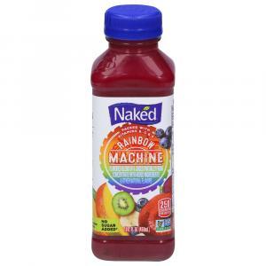 Naked Juice Rainbow Machine Smoothie