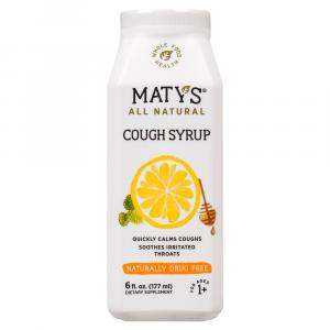 Maty's All Natural Honey Cough Syrup