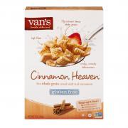 Van's Gluten Free Cinnamon Heaven Cereal