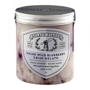 Gelato Fiasco Maine Wild Blueberry Crisp Gelato