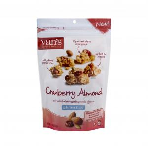 Van's Gluten Free Cranberry Almond Whole Grain Granola