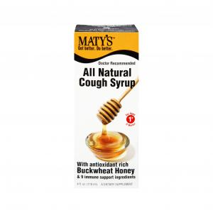 Maty's Honey Cough Syrup