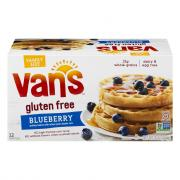Vans Gluten Free Blueberry Waffles
