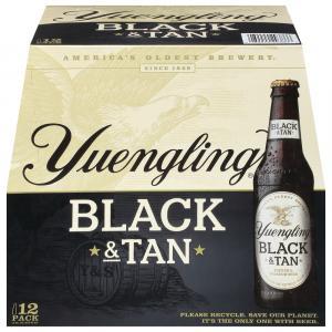 Yuengling Black & Tan Lager