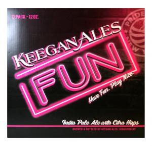 Keegan Ales Fun IPA
