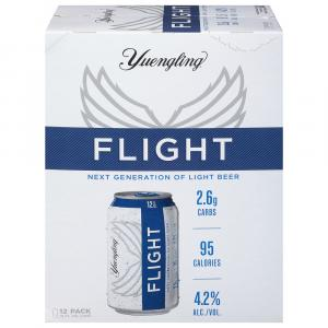 Yuengling Flight Light Beer