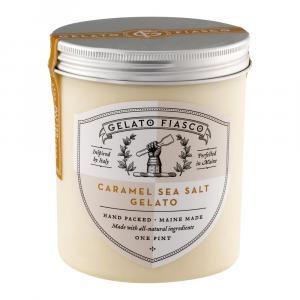 Gelato Fiasco Caramel Sea Salt Gelato