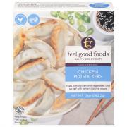 Feel Good Foods Gluten-Free Chicken Dumplings
