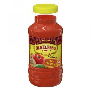 Old El Paso Medium Taco Sauce