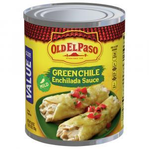 Old El Paso Mild Green Enchilada Sauce