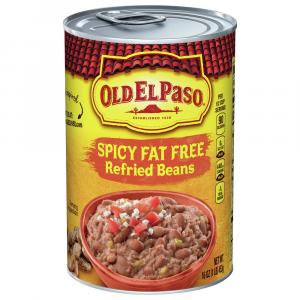 Old El Paso Spicy Refried Beans