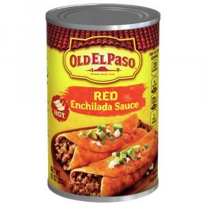 Old El Paso Hot Enchilada Sauce