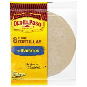 """Old El Paso 8"""" Flour Tortilla Shells"""