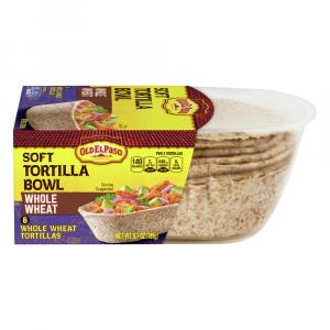 Old El Paso Whole Wheat Taco Boats