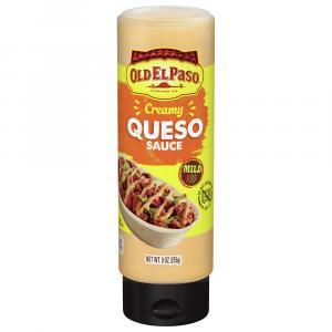 Old El Paso Creamy Queso Sauce Mild