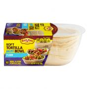 Old El Paso Mini Soft Tortilla Taco Boats