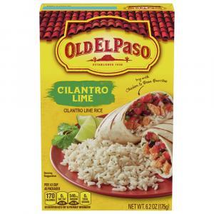 Old El Paso Cilantro Lime Rice