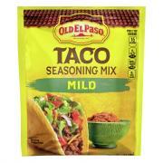 Old El Paso Mild Taco Seasoning