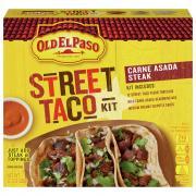 Old El Paso Steak Street Taco Kit